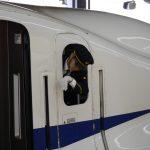 Shinkansen: Leaving on the dot