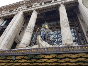 Queen of Time, Selfridges
