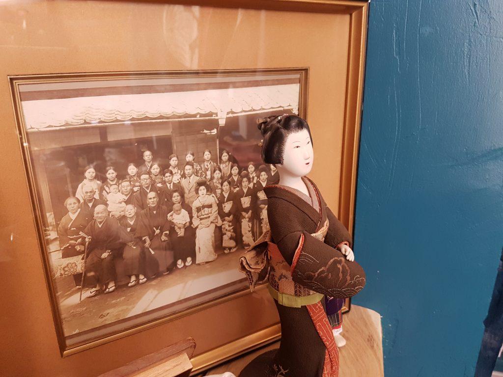 Kishida family photo