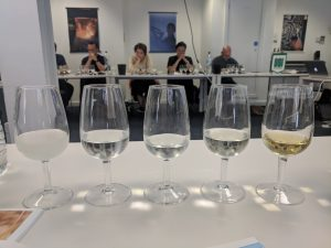 Sake Course: International Kikisake-shi Day 1