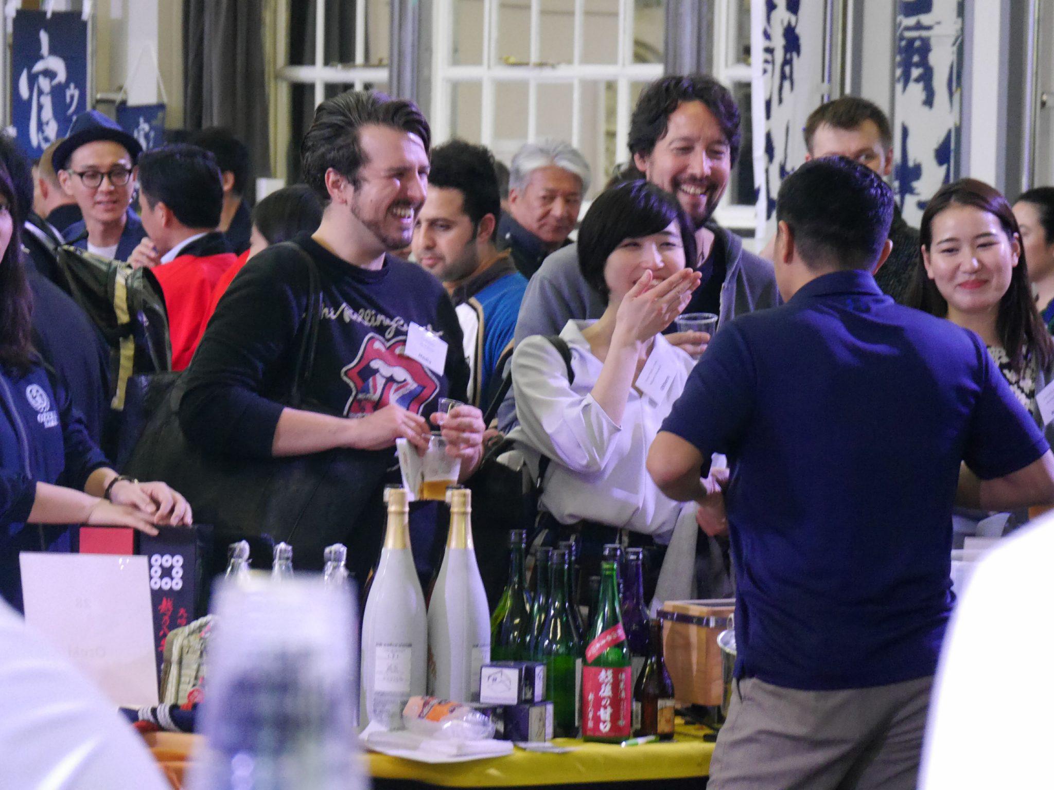 JFC Sake Expo & Food Show Pt. 1