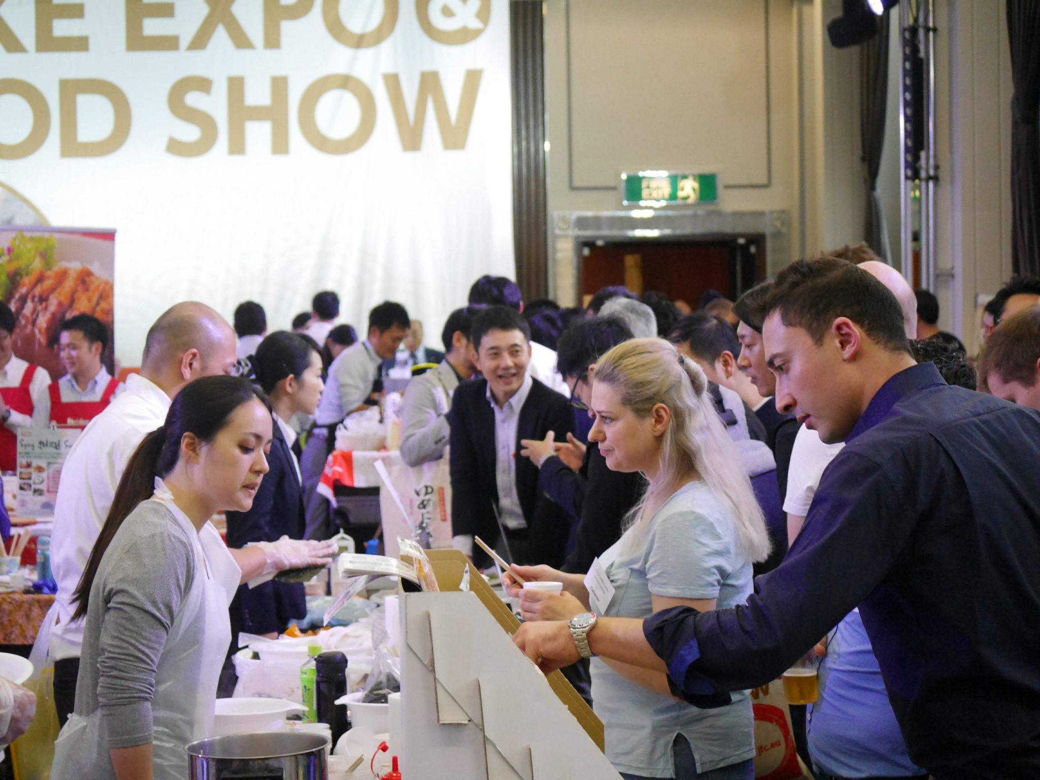 JFC Sake Expo and Food Show