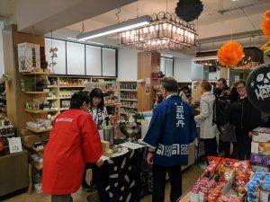 Tosa Sake Fair and Ryoma Sakamoto's legacy