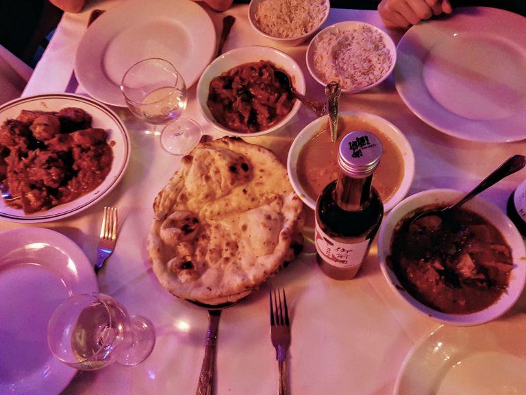 Sake & Curry
