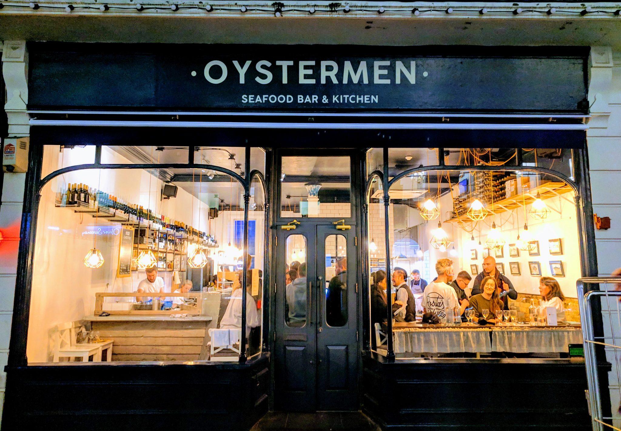 OYSTER x SAKE at Oystermen