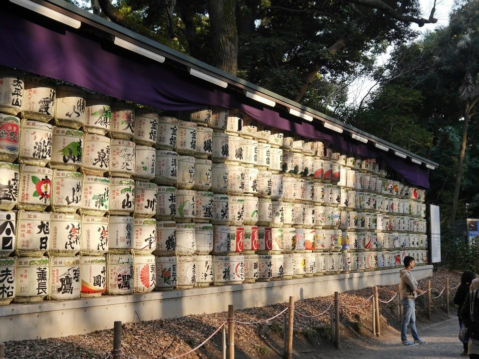 Yoyogi Park, Meiji Jingu