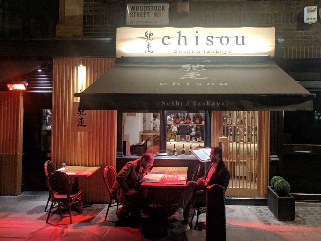 London Sake Week at Chisou