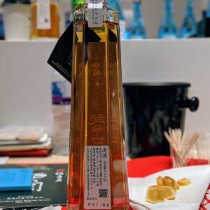 Nishinoseki 1988 Super dry aged sake (Nishinoseki 1988 Jozo Cho Karakuchi Koshu)