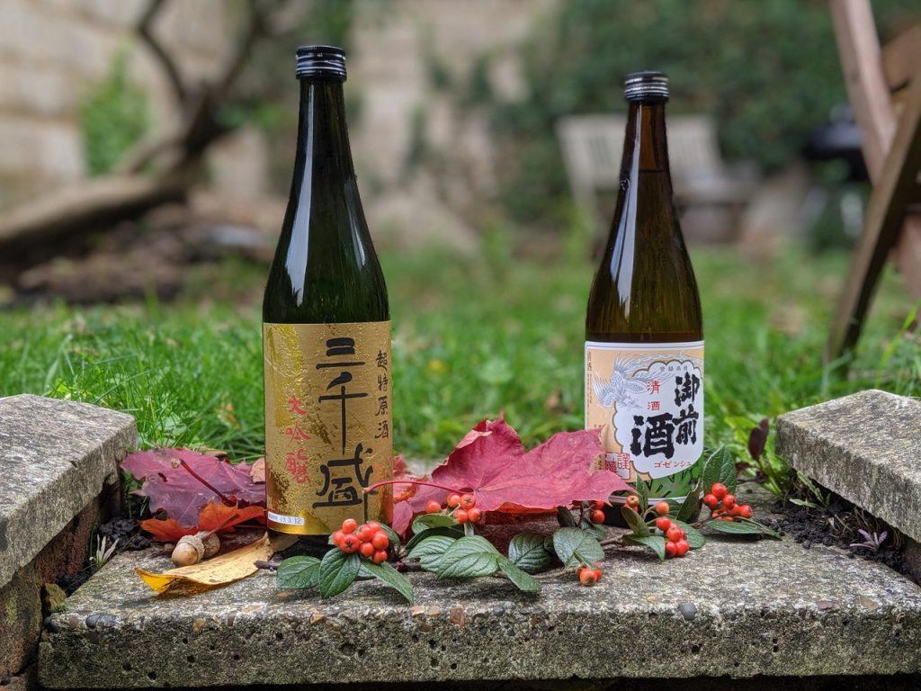 honjozo and futsushu sake