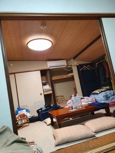 Airbnb Machiya in Kyoto