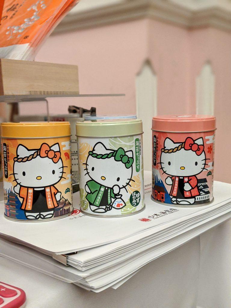 Hello Kitty Yamamoto Noriten (nori seaweed)
