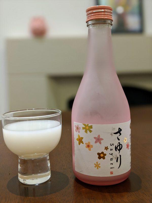 Hakutsuru Shuzo Sayuri Junmai Nigori