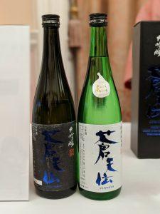 Sotenden Daiginjo and Tokbetsu Junmai