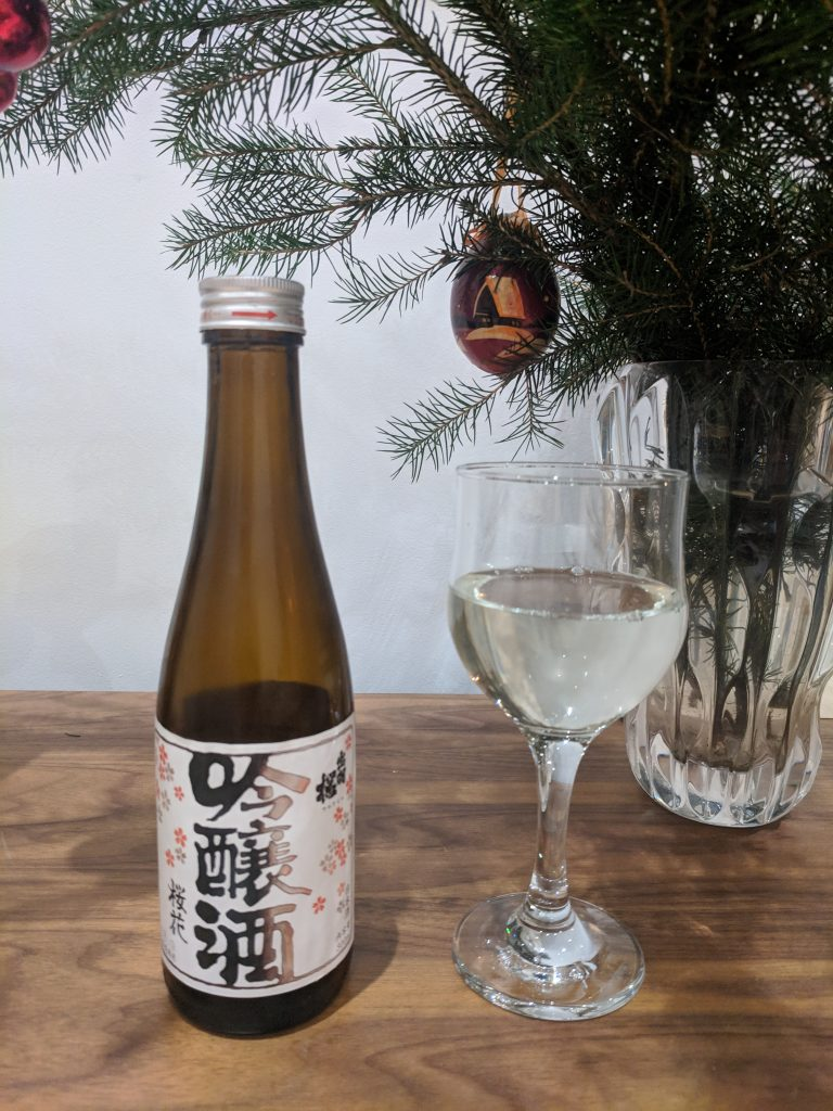 Buy sake online: Dewazakura Oka Ginjo