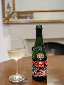 Buy sake online: Kanpai Fizu Sparkling Junmai