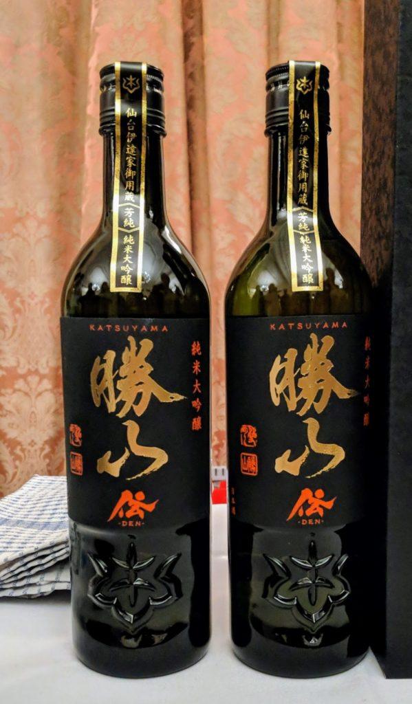 Sake looks like wine