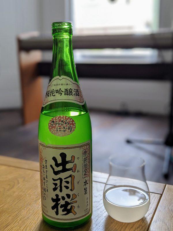 Dewazakura Sarasara Nigori Nama