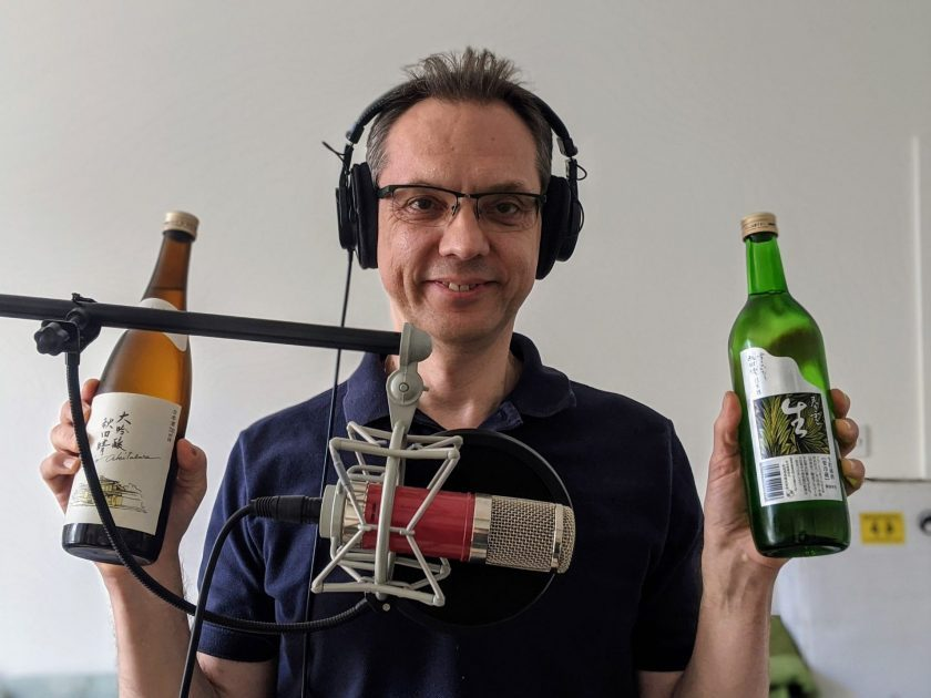 Sugidama Podcast Episode 05: How I learnt about sake and started to love it