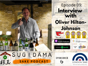 How to Drink Sake Like a Pro (Interview with Oliver Hilton-Johnson from Tengu Sake)