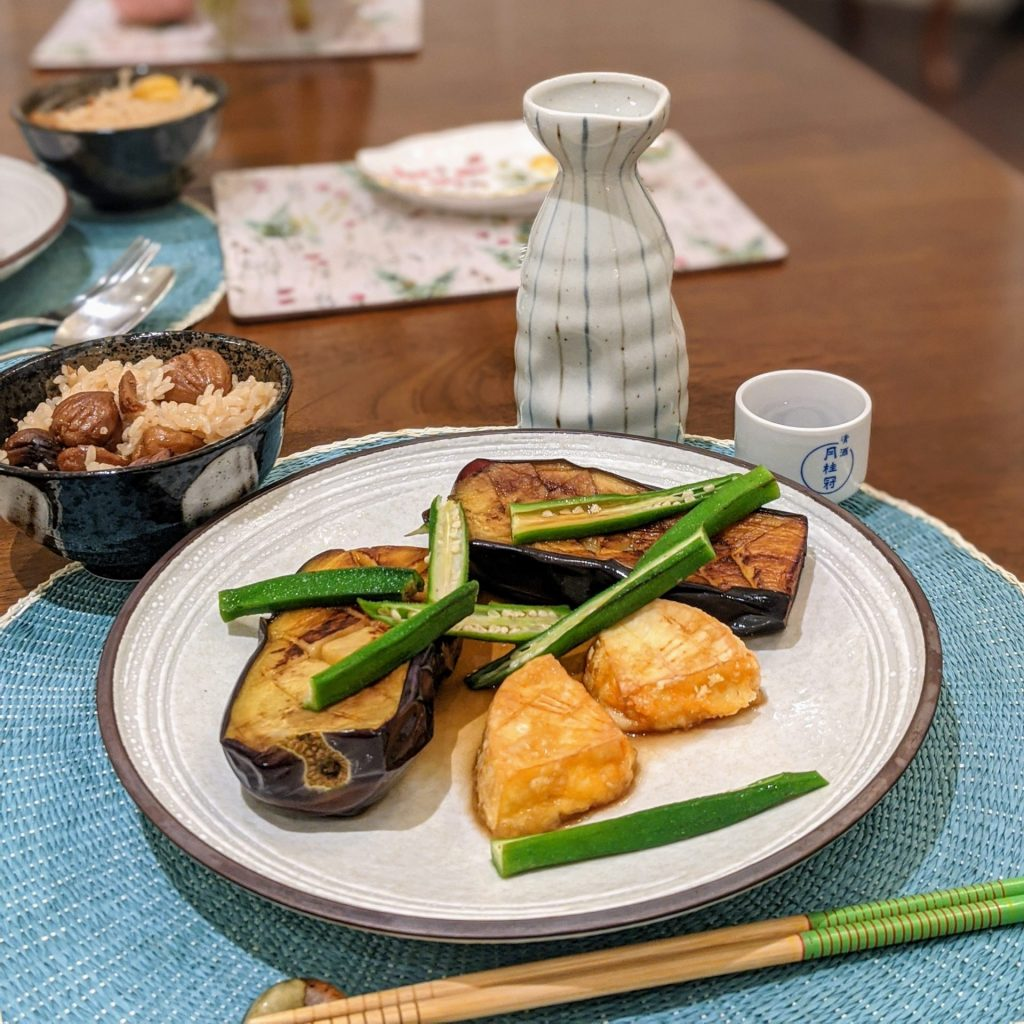 Sake and food pairing