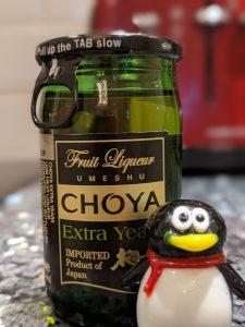Choya Extra Years Aged Umeshu single-serving umeshu