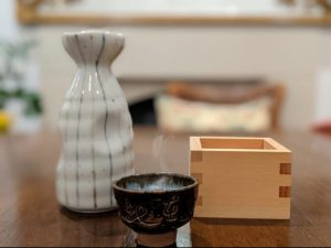 Read more about the article Kanzake Time! The joys of warm sake
